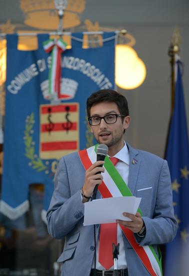Il Sindaco Dott. Davide Casati