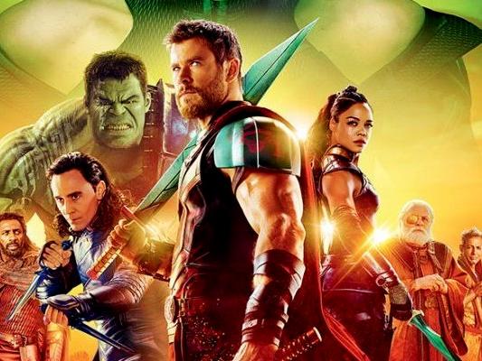 Venerdì 2 luglio  Cinema al Parco con 'Thor 3 Ragnarok'