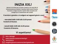 Apre lo spazio XXL per bambini e bambine della scuola primaria