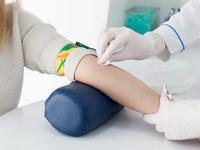 Prelievi del sangue, orario centro prelievi e servizio a domicilio
